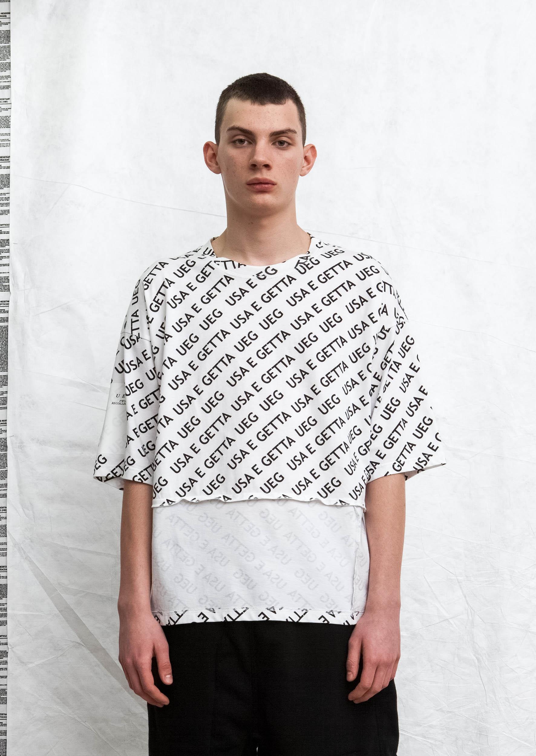 Koszulki męskie od polskich projektantów UEG