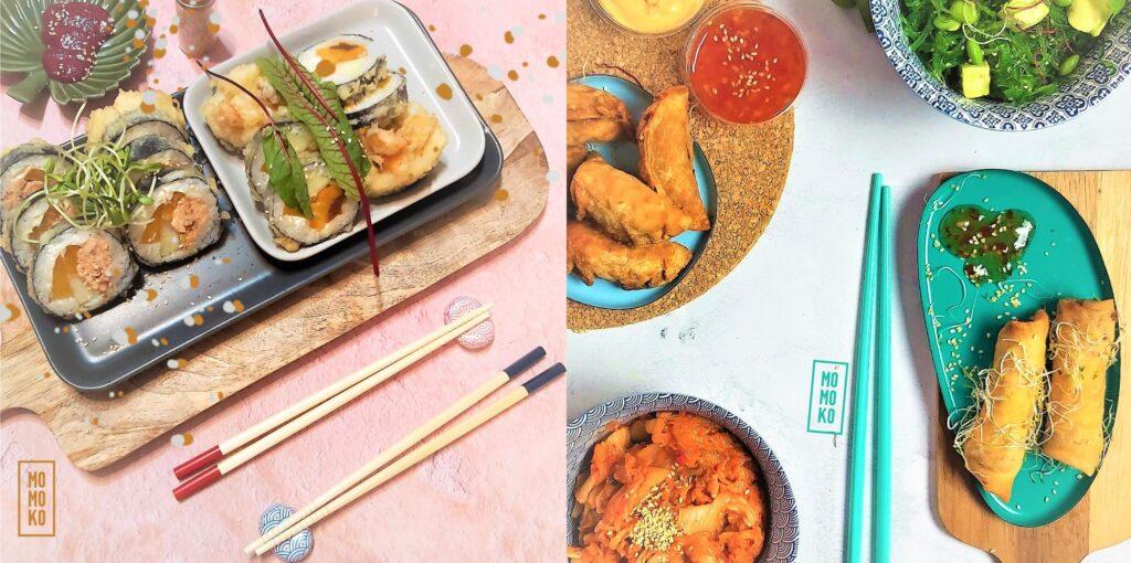 sushi wewroclawiu mamoko