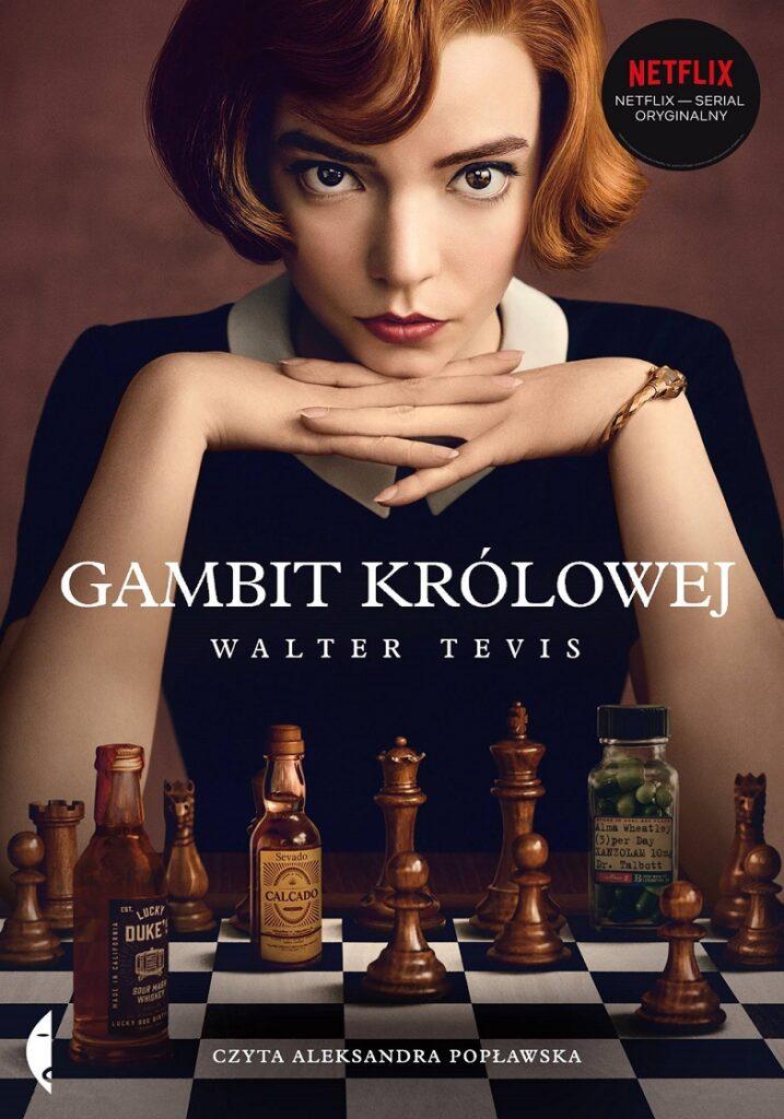 książka gambit królowej